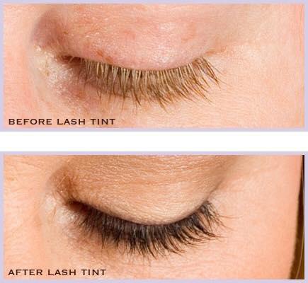 Eyelash & eyebrow tinting in portsmouth nh